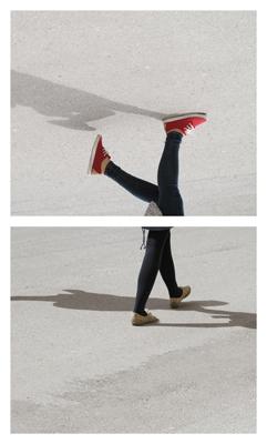 """""""Walk""""  Fotografie  Edition von 5"""