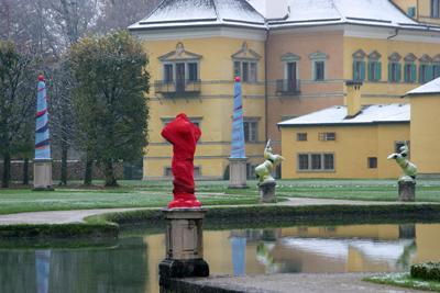 Wicklung Hellbrunnprojekt 2004